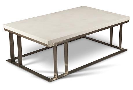 Sobe Rectangular Coffee Table