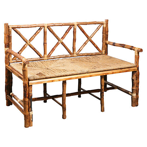 Kellen English Bench, Natural