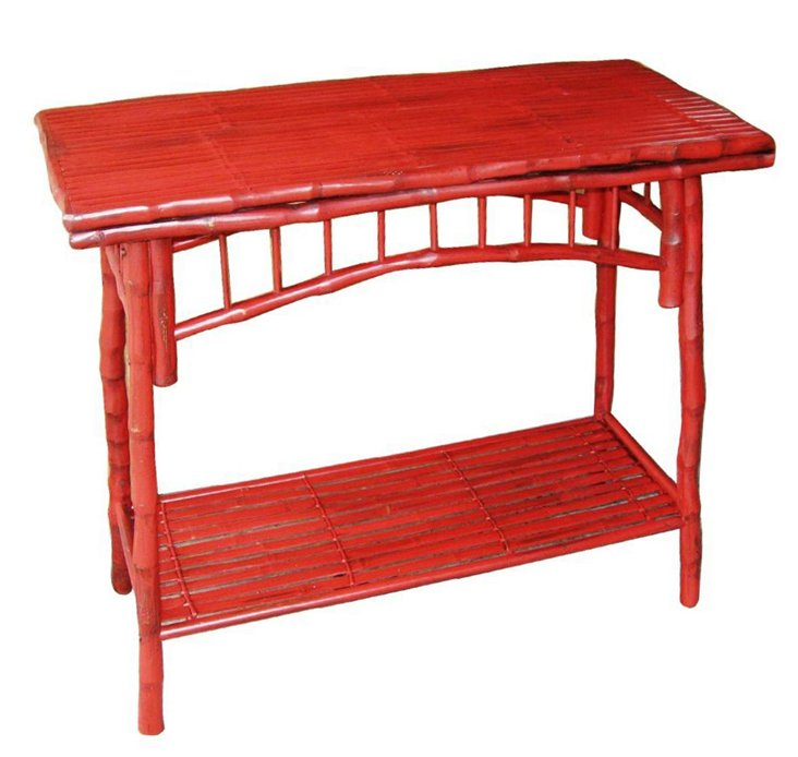 Flynn Table, Red