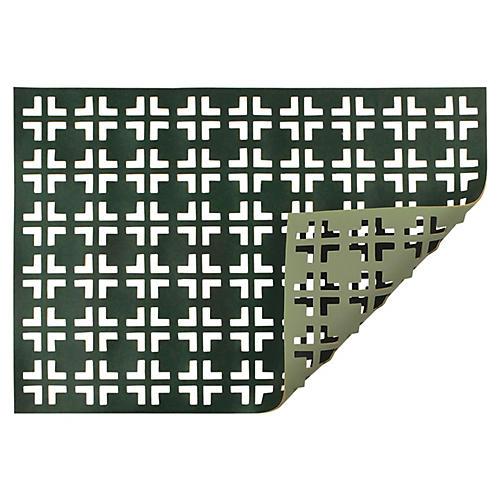 Grid Place Mat
