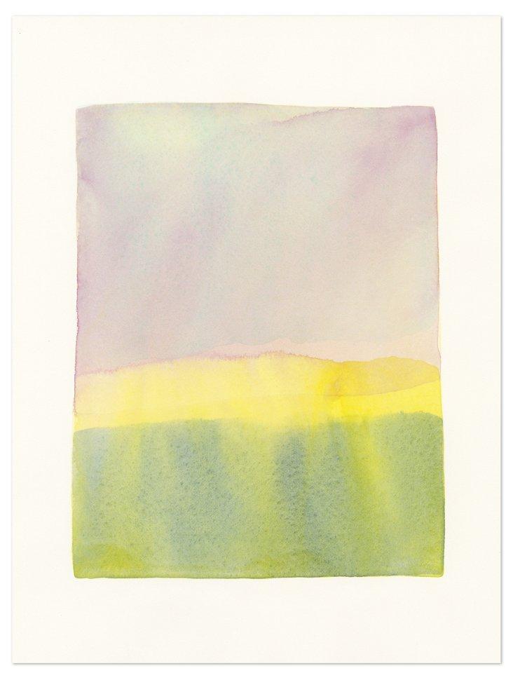 Malissa Ryder, Light on Land Shapes