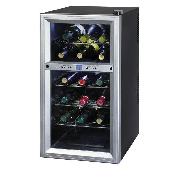 18-Bottle Wine Cooler