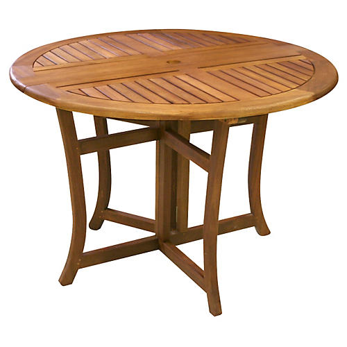 Eucalyptus Outdoor Dining Table