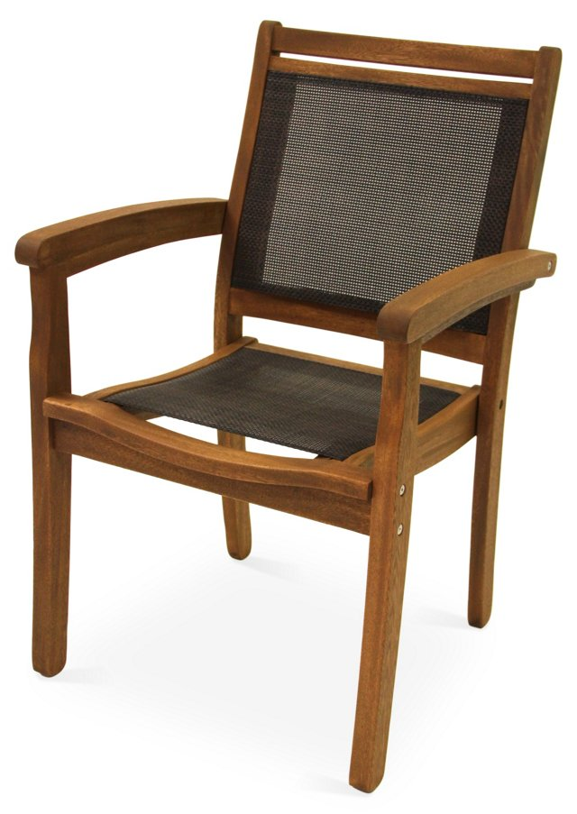 Windsor Stacking Armchair