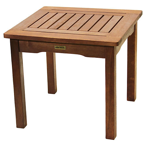 Mosley Outdoor End Table