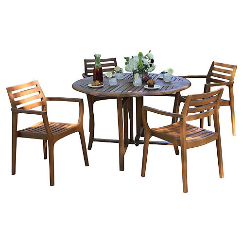 Marco 5-Piece Dining Set