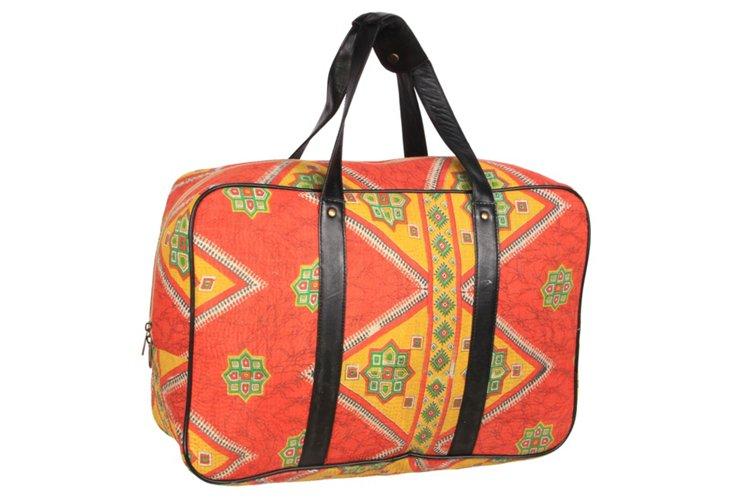 Kantha Overnight Bag, Horatio