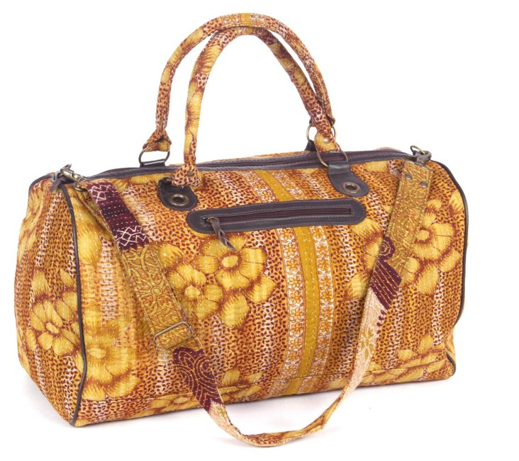 Essential Kantha Traveler, Fawn