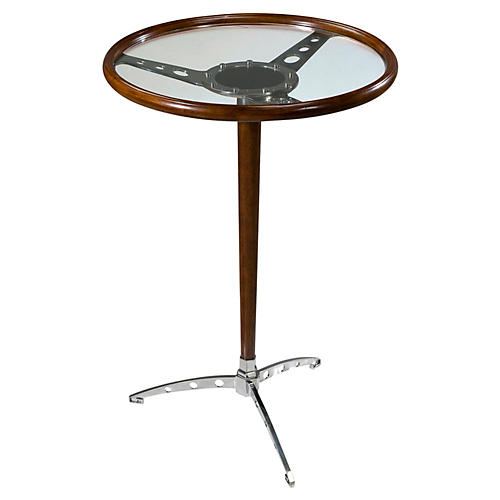 Racer Side Table