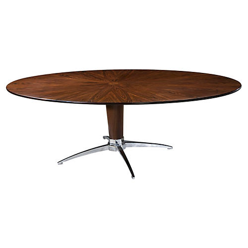 "Sleek II 96"" Dining Table"