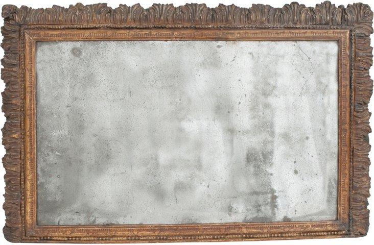 Antique William & Mary Mirror