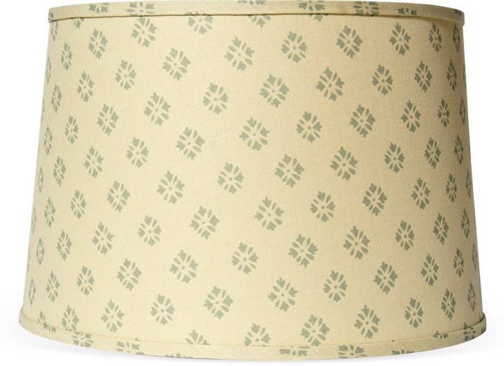 Sidone Linen Lampshade