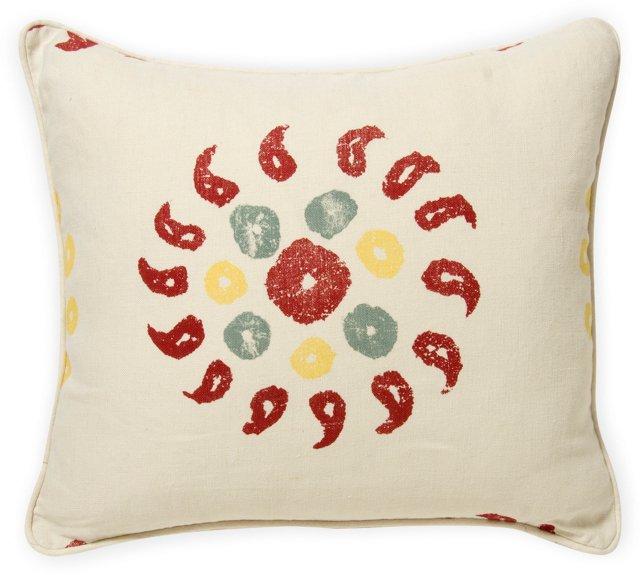 2-Sided Marrakech Pillow