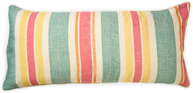 Moroccan Pillow, Casablanca & Sunburst