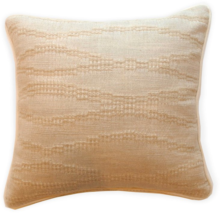 2-Sided Moroccan Weave Pillow