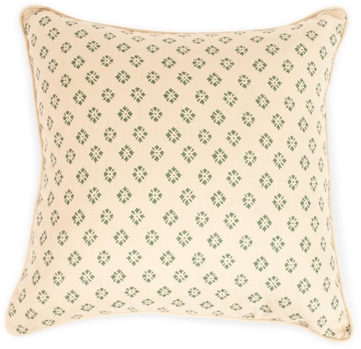 2-Sided Sidone Pillow, Forest I