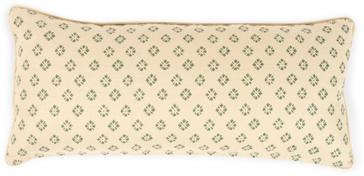 2-Sided Sidone Pillow, Forest II