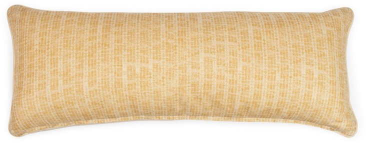 2-Sided Lyall Pillow, Wheat