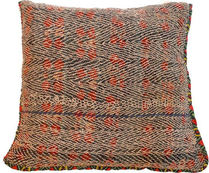 Vintage Banjara Pillow