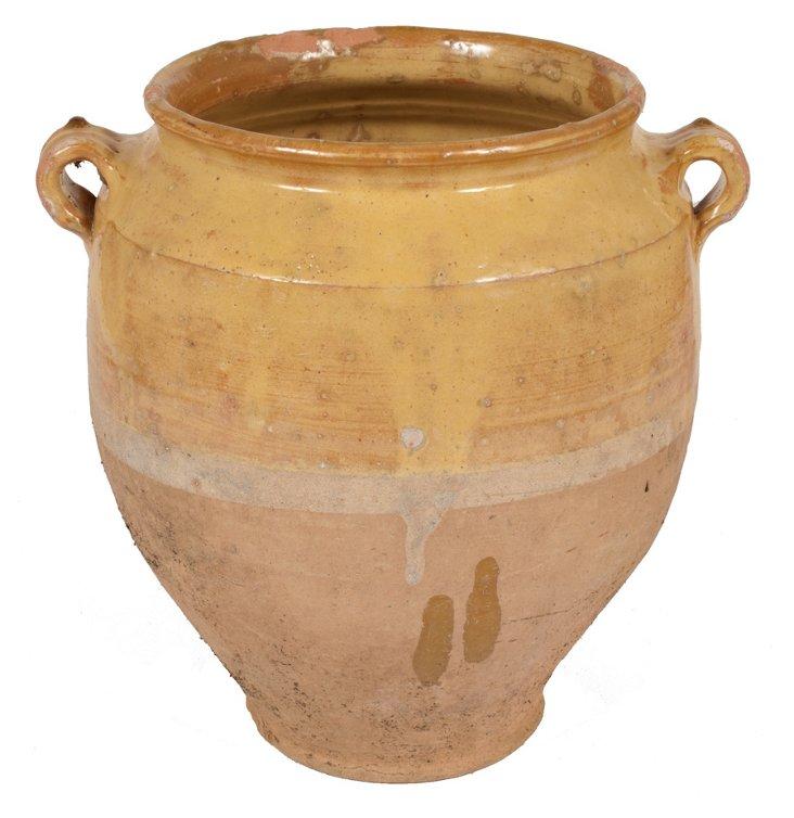 Antique Ceramic Pot I