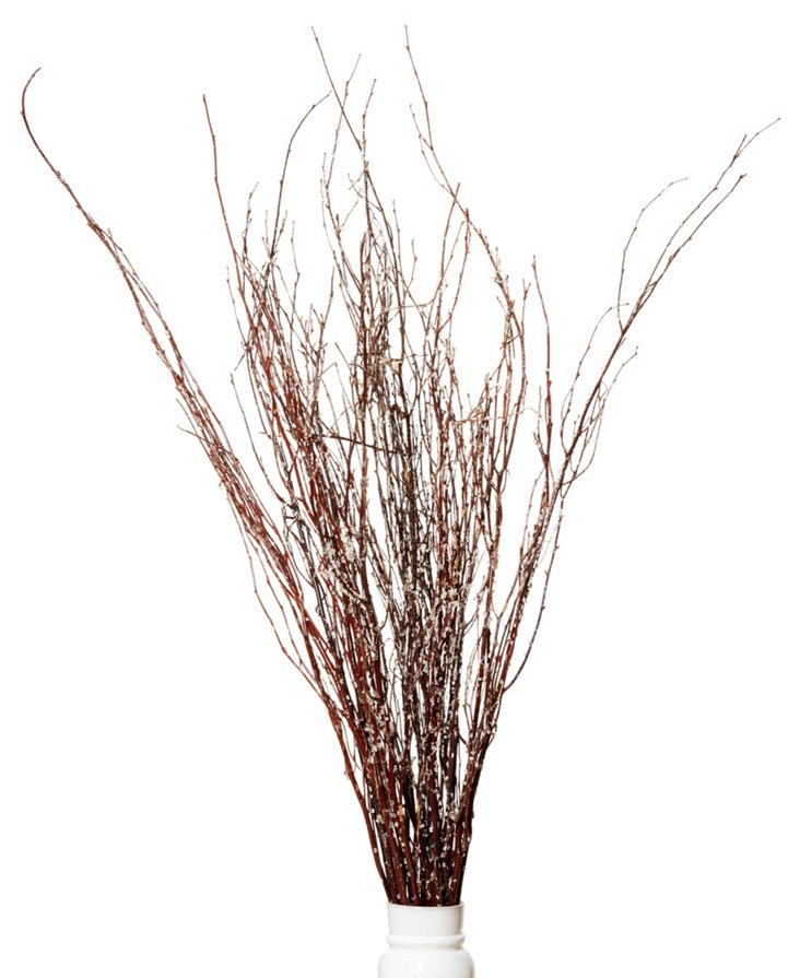 S/8 4' Birch Branches