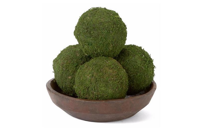 S/4 Moss Balls, Dried