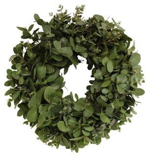 Wreaths & Greenery Header Image