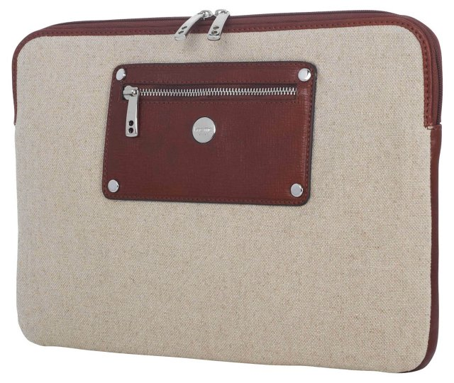 "13"" Laptop Sleeve, Cognac"