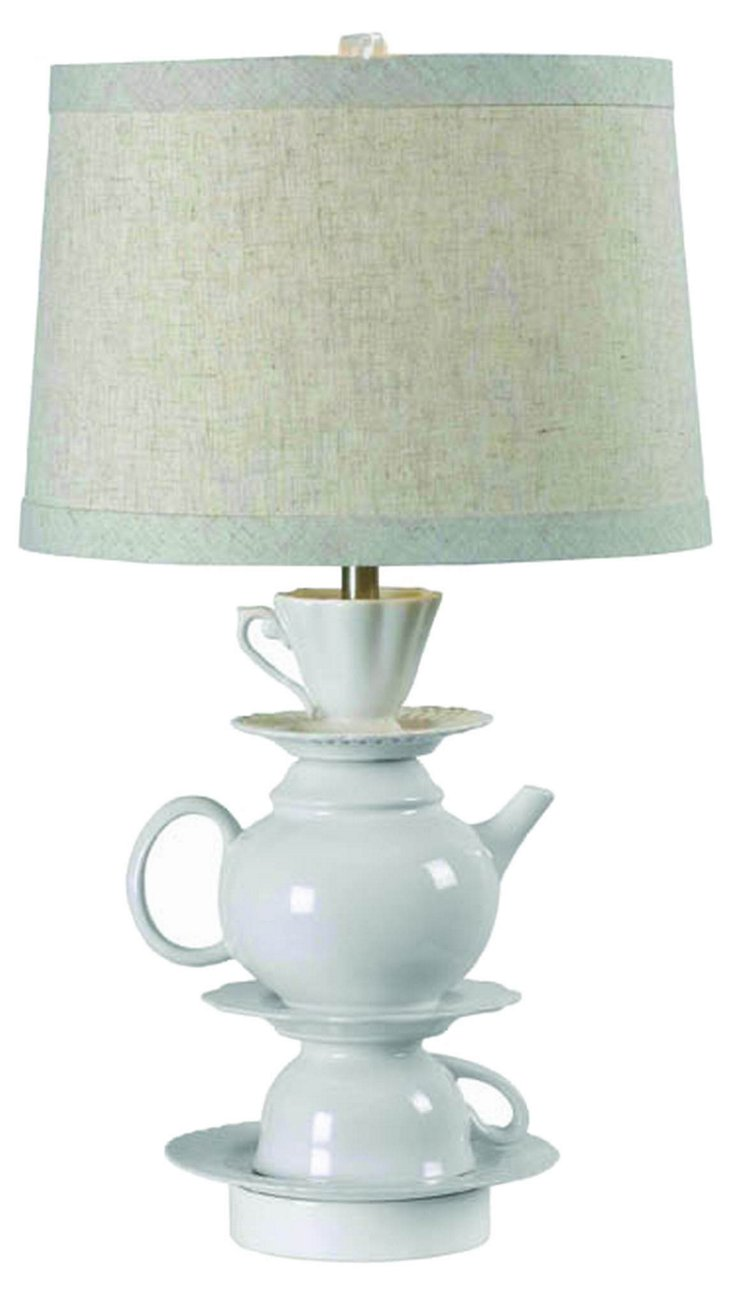 Tea Time Lamp
