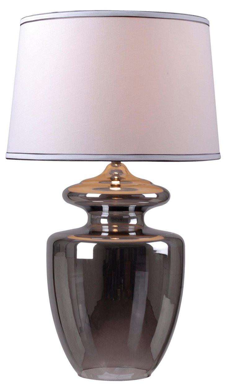Ada Table Lamp, Graphite