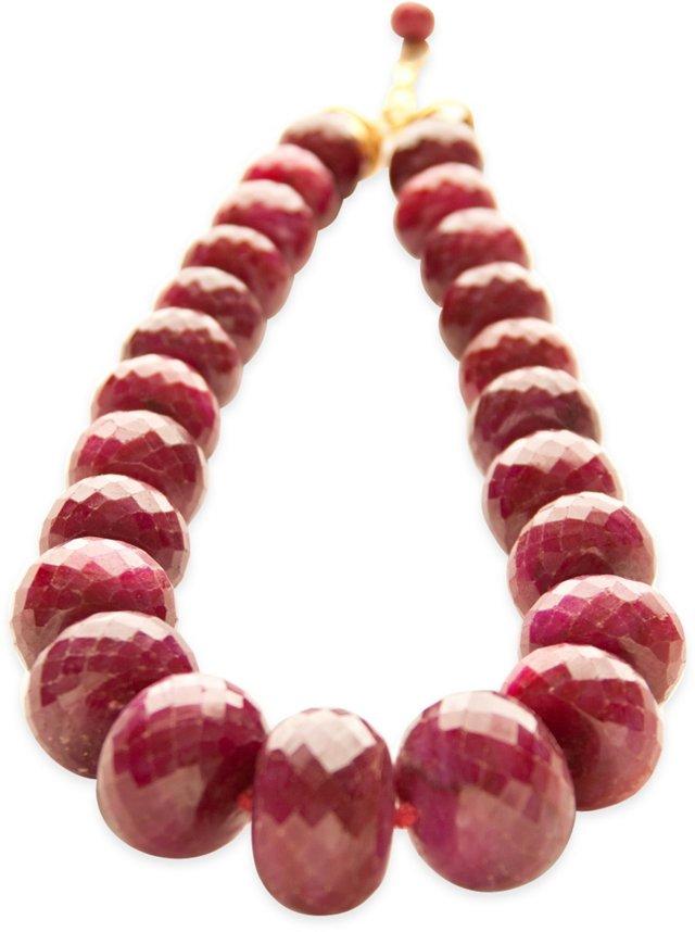 Gurhan 24K Gold & Quartz Necklace