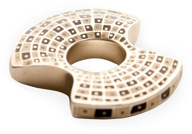 Pop-Art Kinetic Ring II