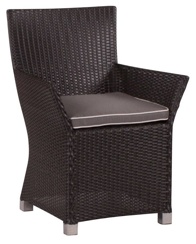 Soho Outdoor Dining Arm Chair