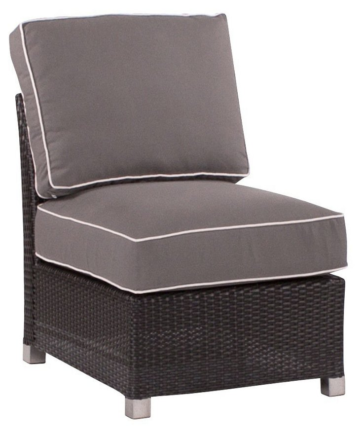Soho Armless Lounge Chair