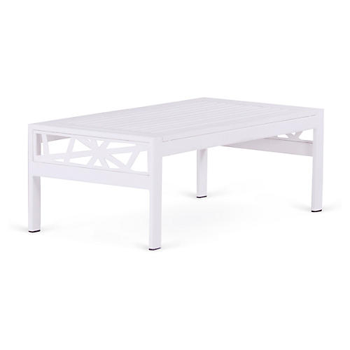 Parkview Knest Coffee Table, White