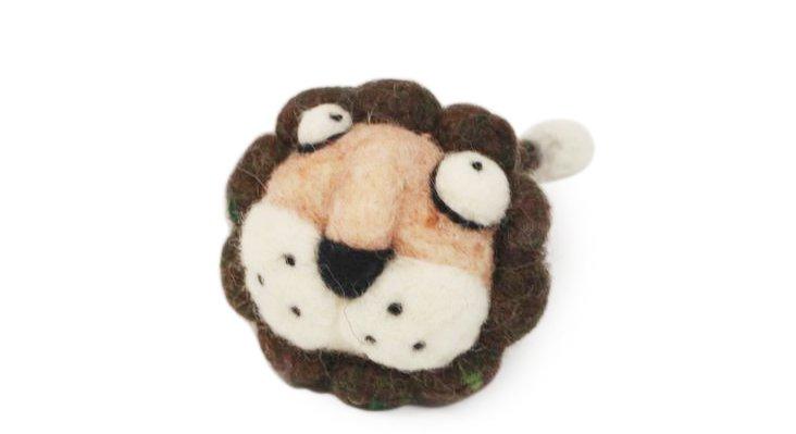 Lion Ornament, Small