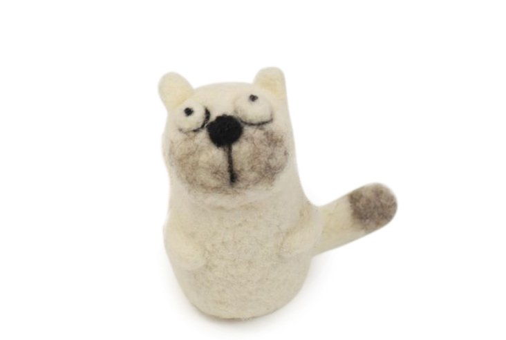 Cat Ornament, Medium