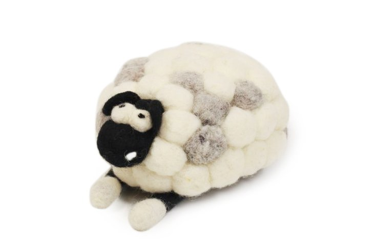 Sheep Ornament, Large