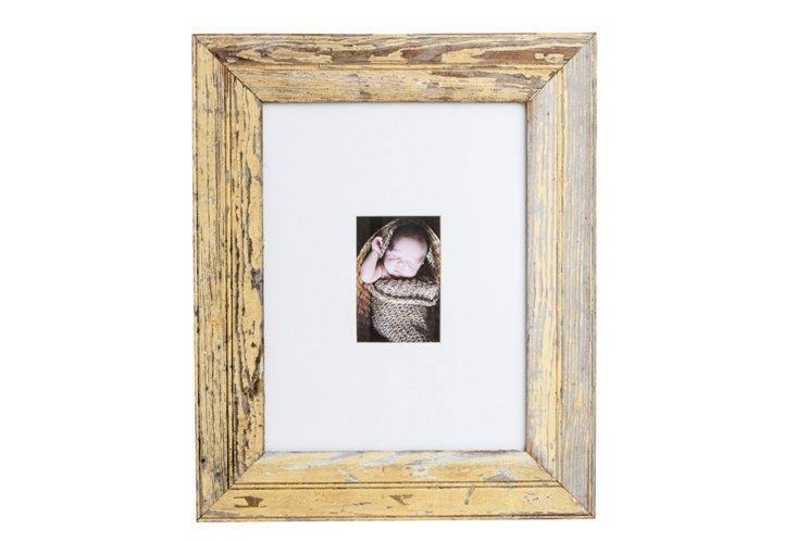 "18"" x 22"" Bead Board Frame, Natural"