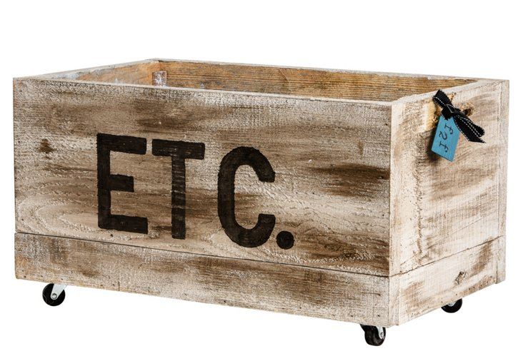 """""""Etc."""" Crate"""