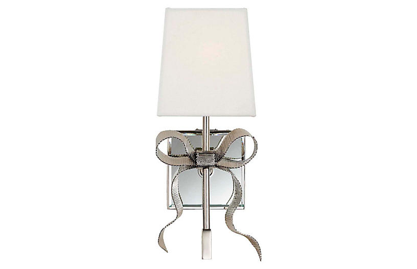 Ellery Bow Small Sconce