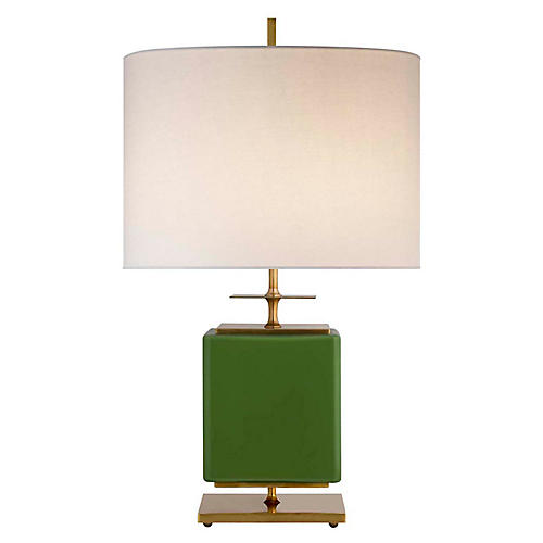Beekman Wide Table Lamp  GreenLighting   One Kings Lane. Luminary Lighting John Kent. Home Design Ideas