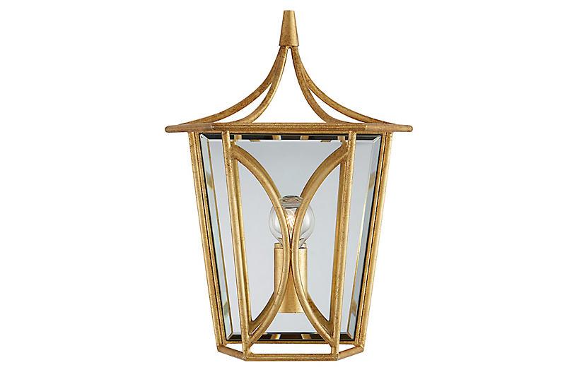 Cavanagh Mini Lantern Sconce