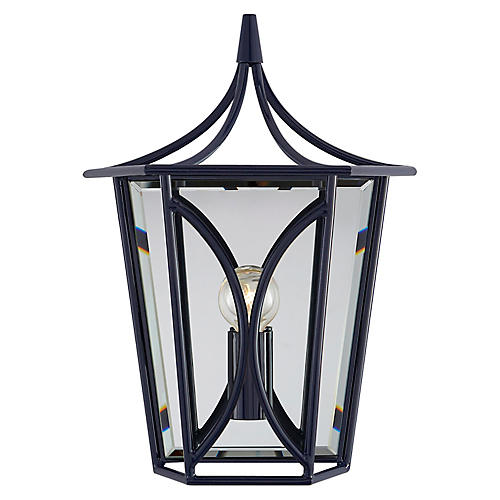Cavanagh Sconce, French Navy