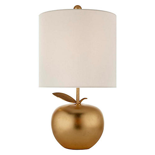 Orchard Mini Table Lamp, Gold