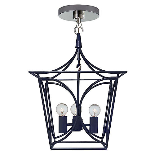 Cavanagh Mini Lantern, French Navy
