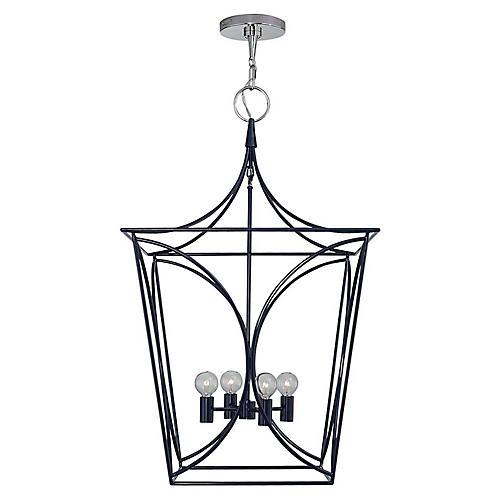 Cavanagh Medium Lantern, French Navy