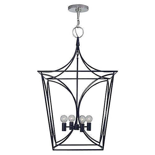 Cavanagh Medium Lantern, French Navy