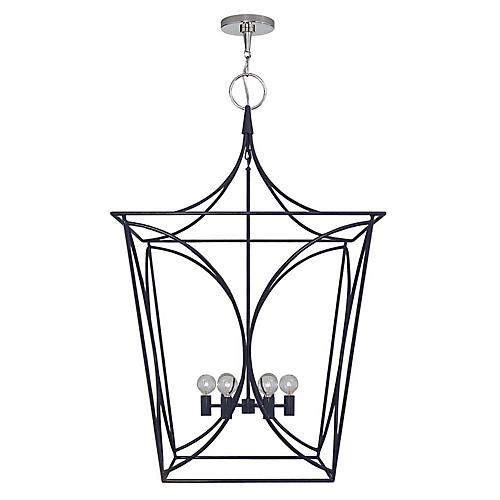 Cavanagh Large Lantern, French Navy