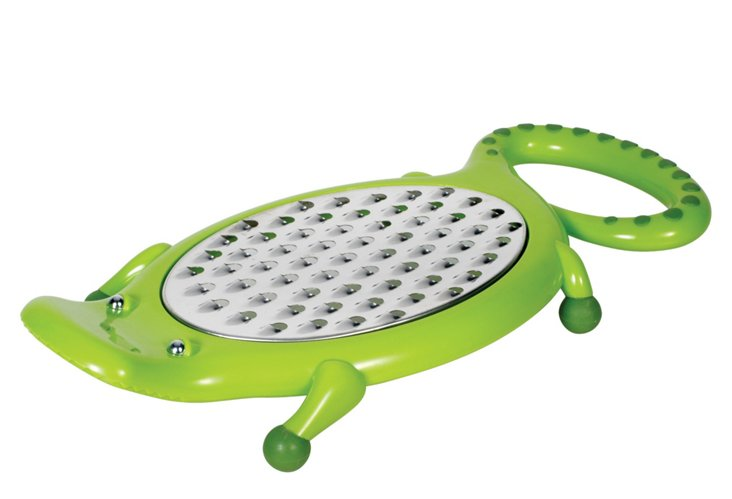 Cheese Grater Gator
